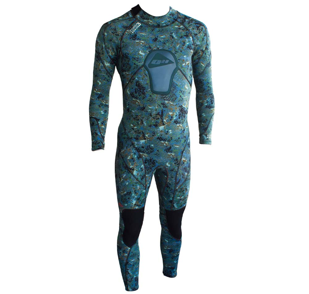 Ocean Hunter Chameleon Core 3mm Wetsuit