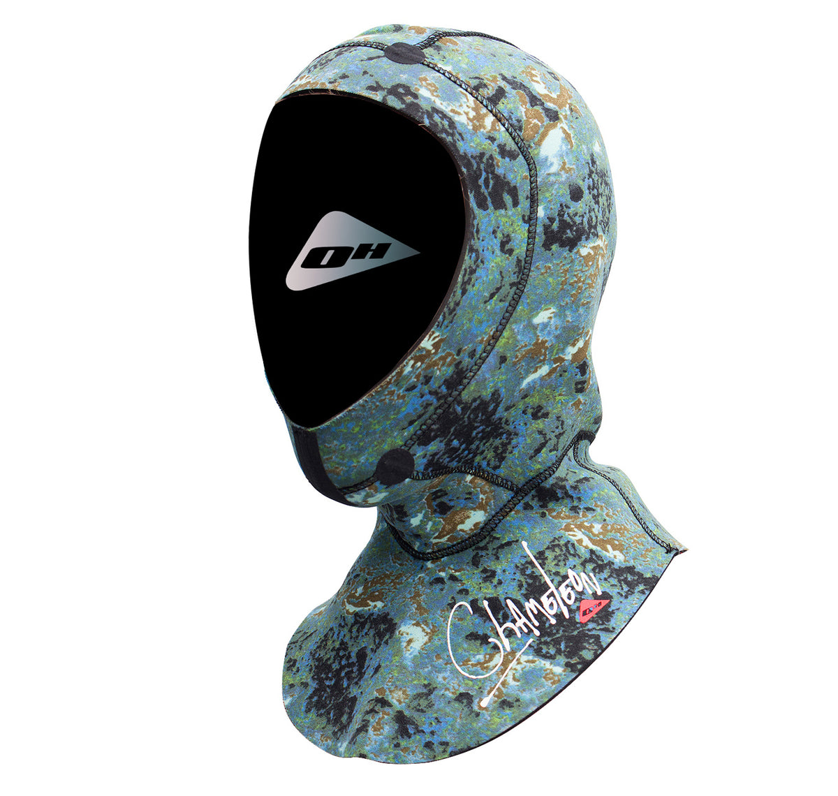Ocean Hunter Chameleon 3mm Hood