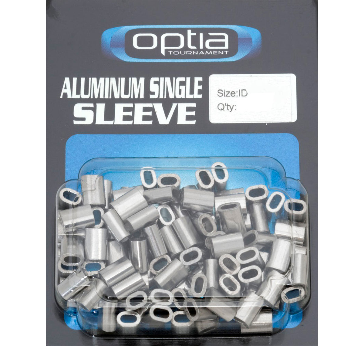 Optia Aluminium Single Sleeves
