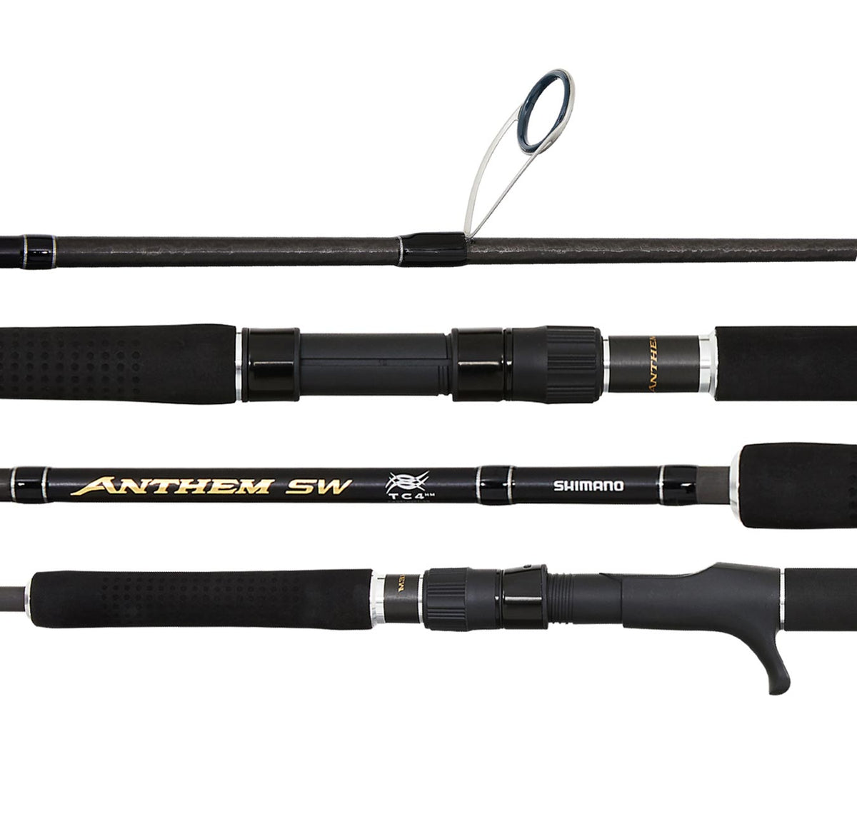 Shimano Anthem SW Rods