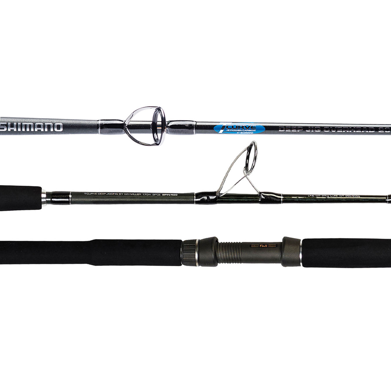 Shimano TCurve Deep Drop Rod