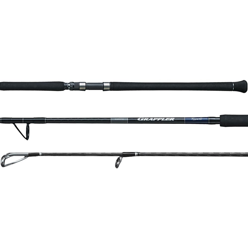Shimano Grappler Travel Rod