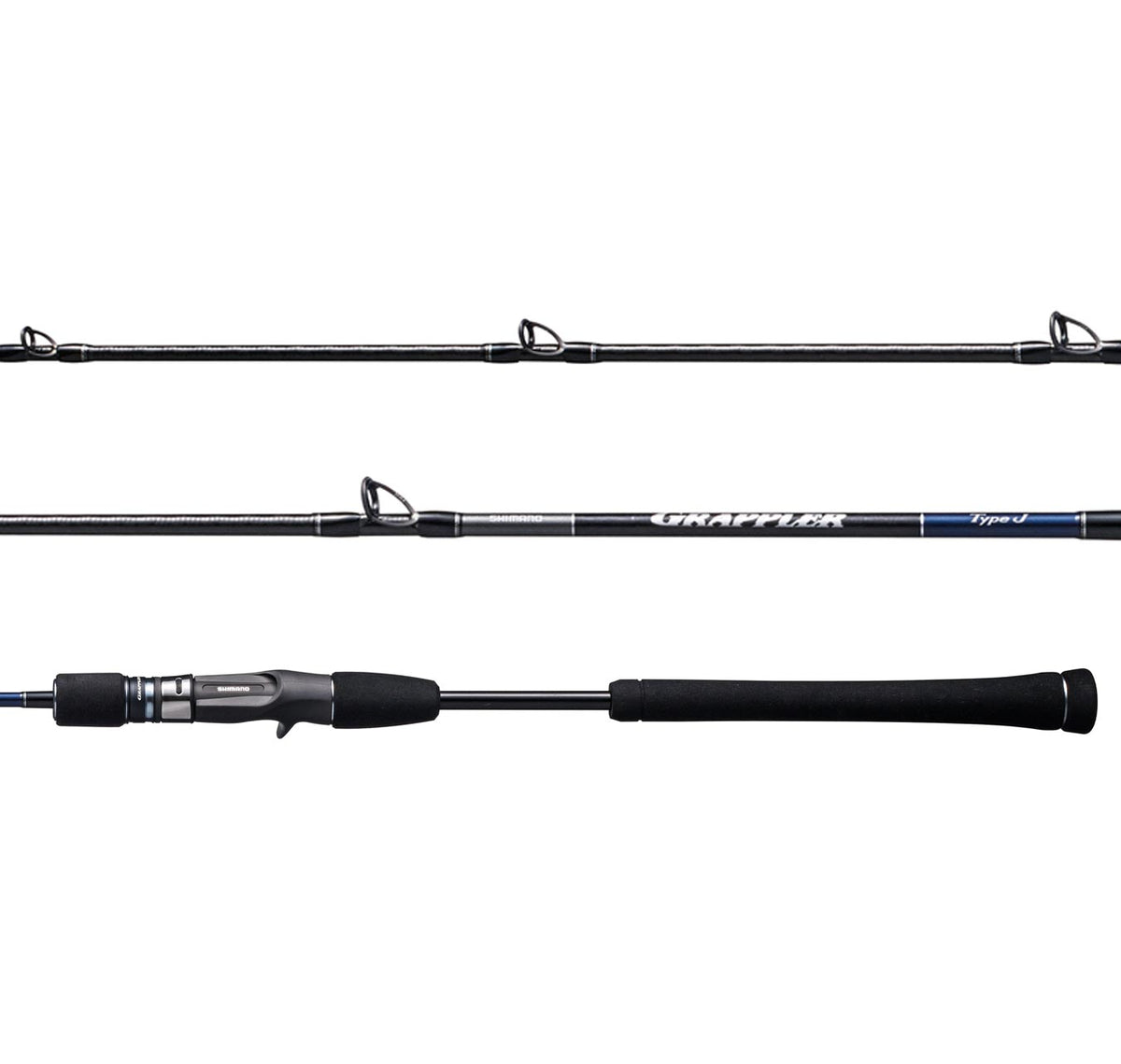 Shimano Grappler Type J Rod