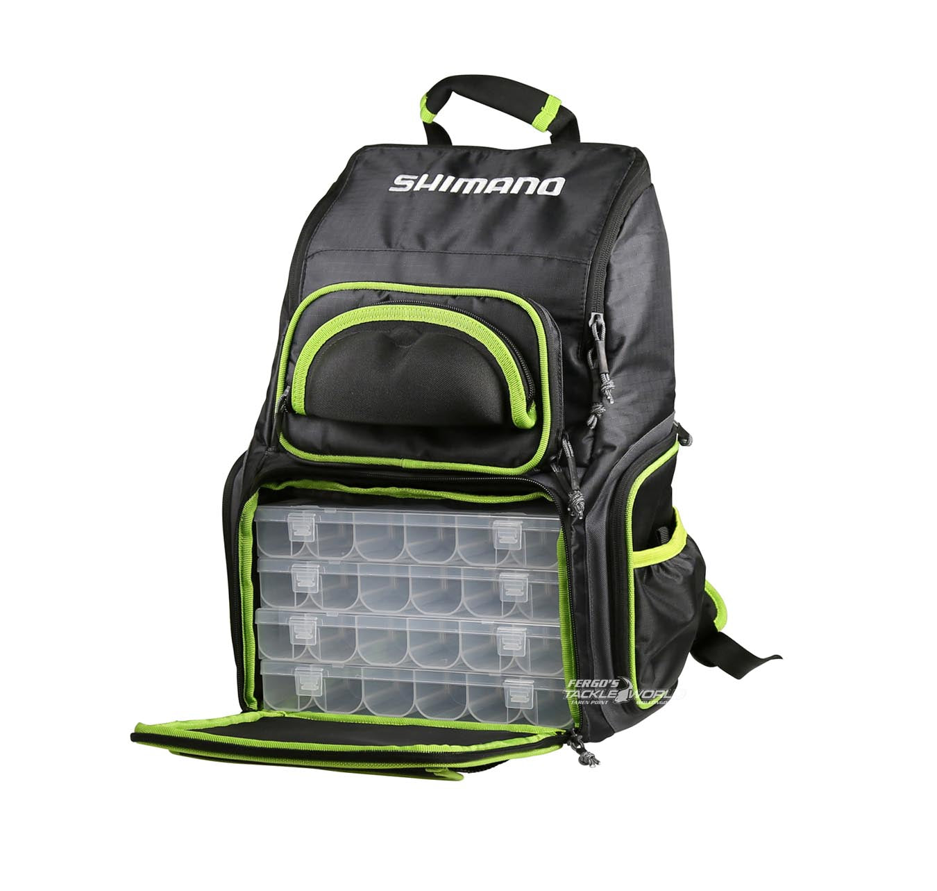 Shimano XL Tackle Backpack
