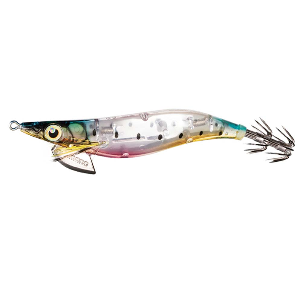 Shimano Sephia Clinch Flash Boost Squid Jig Col 008 - Prawn K