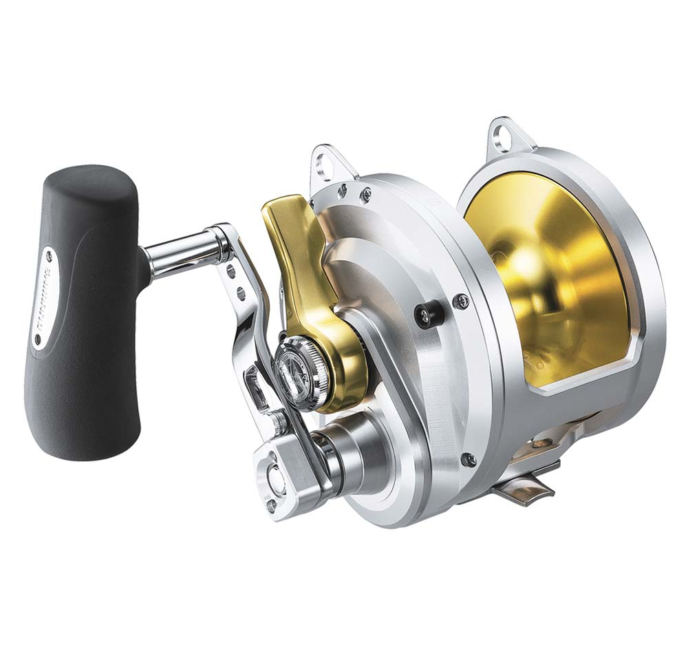 Shimano Talica 2 Speed Reel