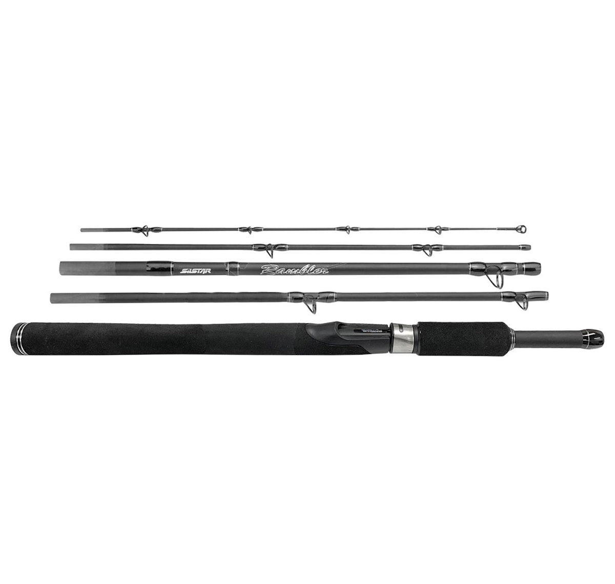 Silstar Rambler 5pce Travel Rod