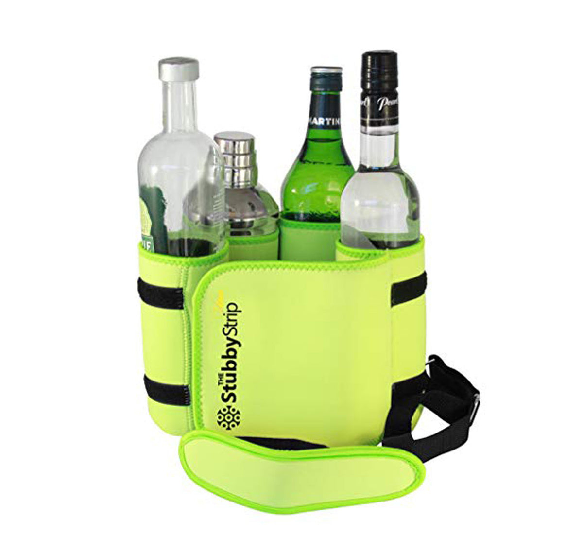 Stubby Strip Wine Carrier