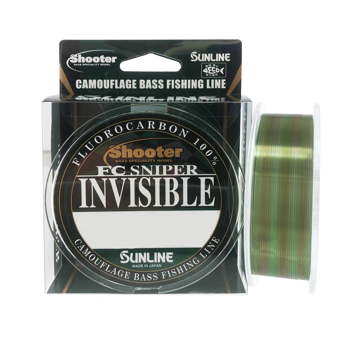 Sunline Shooter FC Sniper Invisible Fluorocarbon