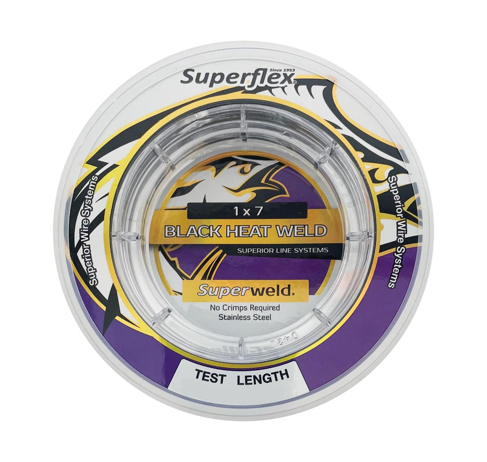 Superflex Superweld Coated 7 Strand Wire