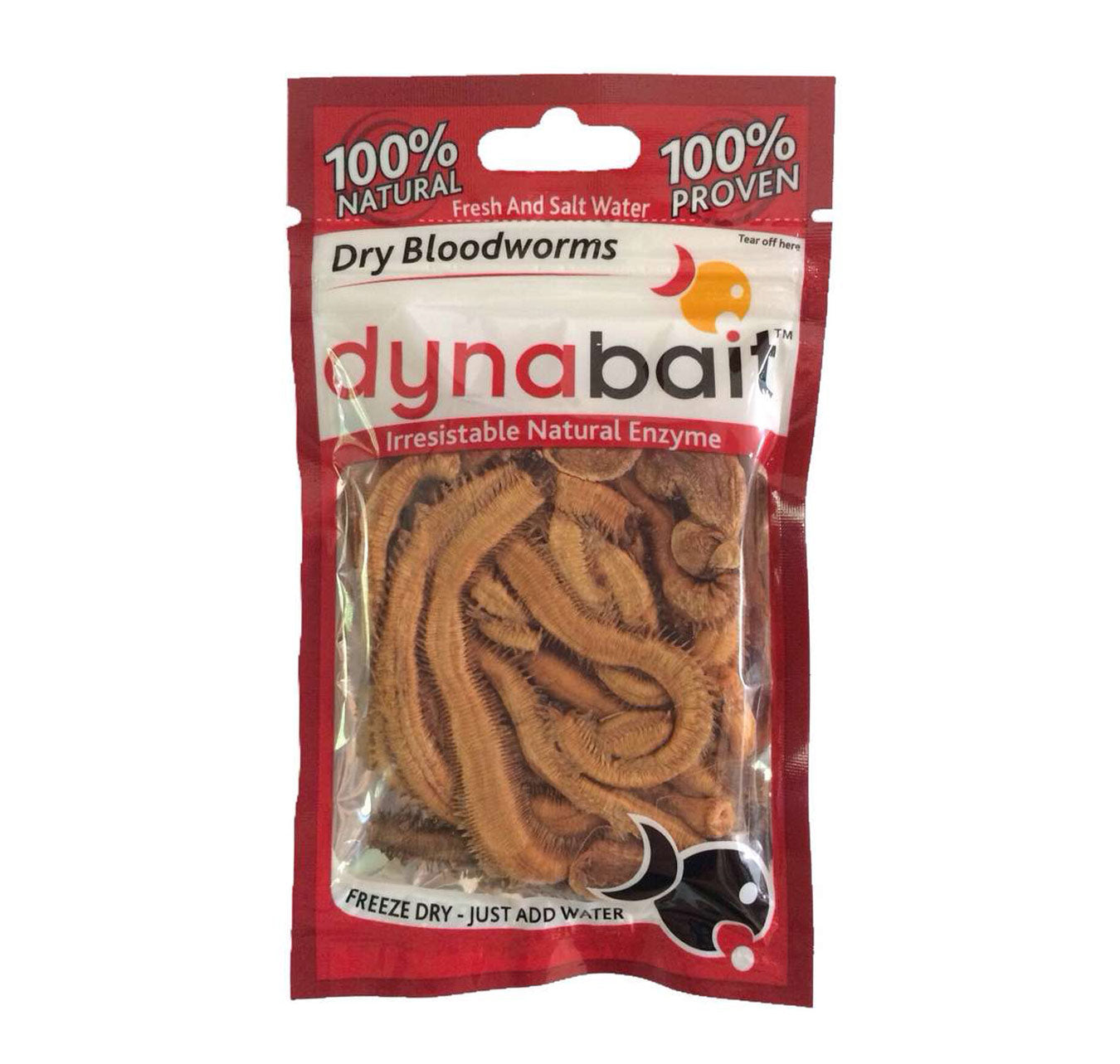 Dynabait Dry Blood Worms