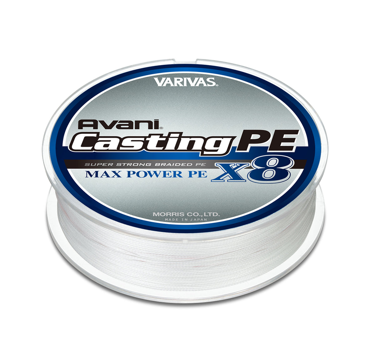 Varivas Avani Casting PE Max Power X8 Braid 300m