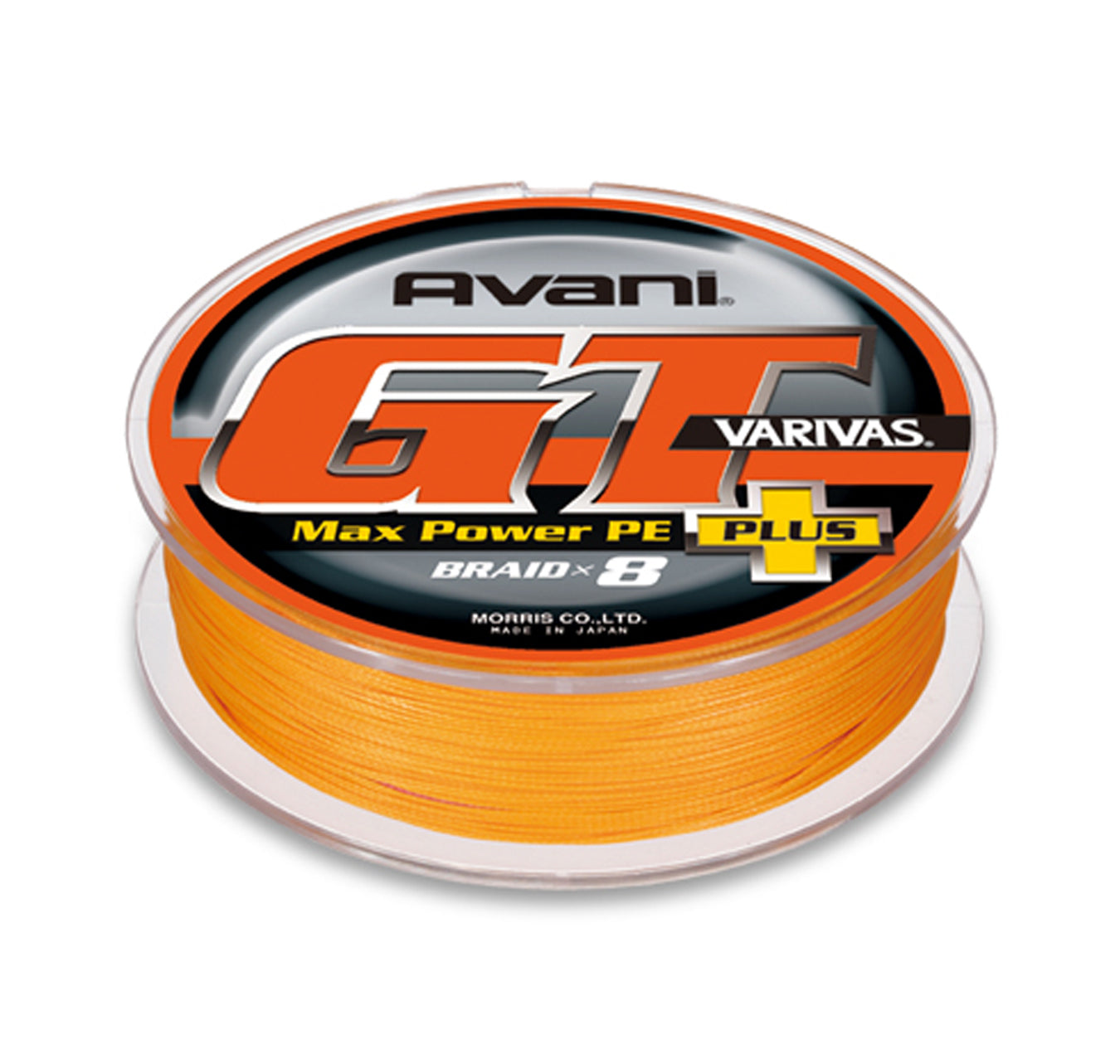Varivas Avani GT Max Power Plus Braid 300m