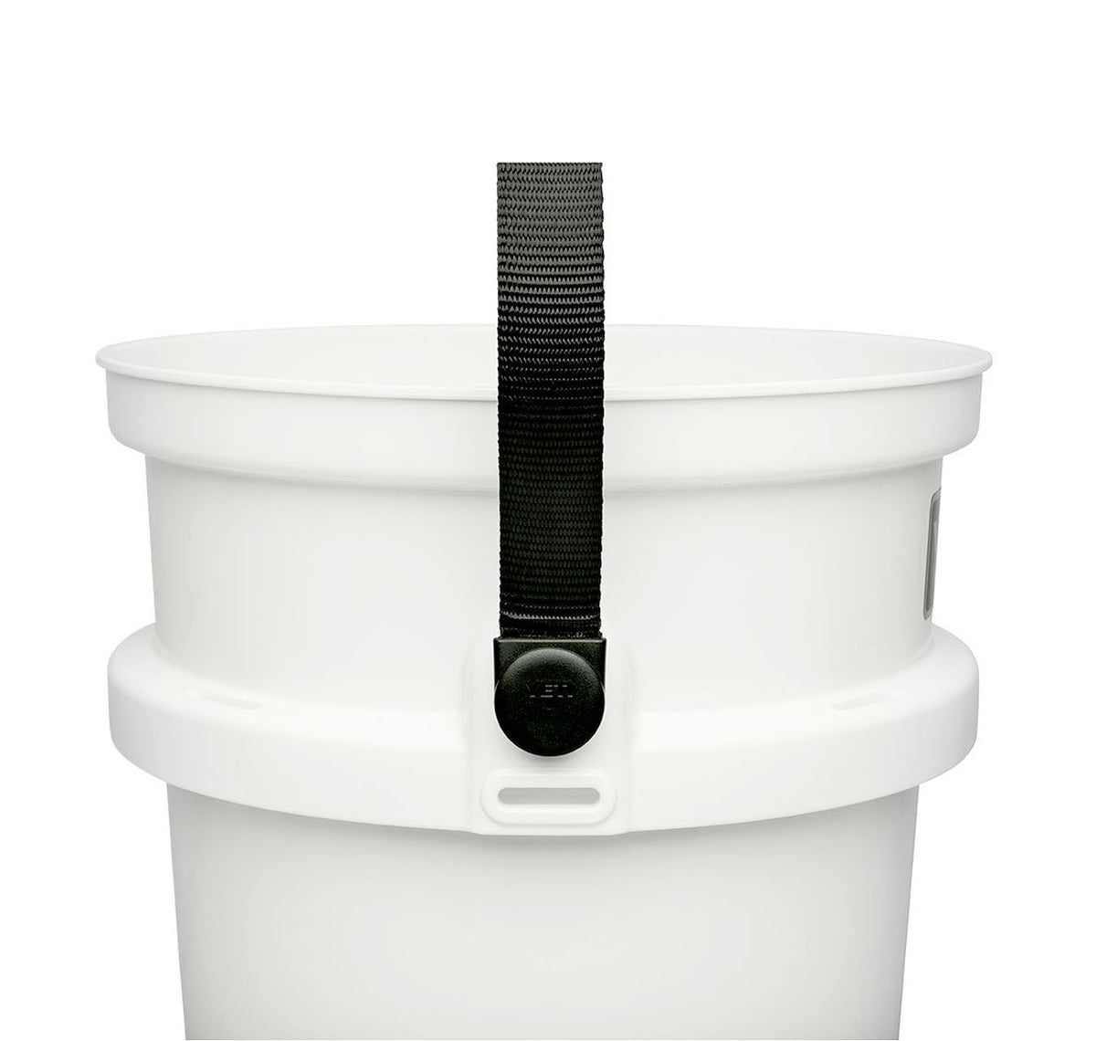 Yeti Loadout Bucket White