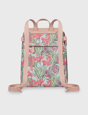 Mini Backpack Tropical Harmony Mint