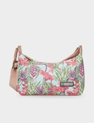 Mini Handbag Tropical Harmony Mint