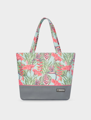Tote Tropical Harmony Mint