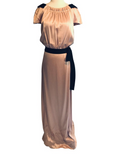 St. John Collection Satin Gown