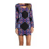 Mara Hoffman NWT long sleeve mini dress, 10