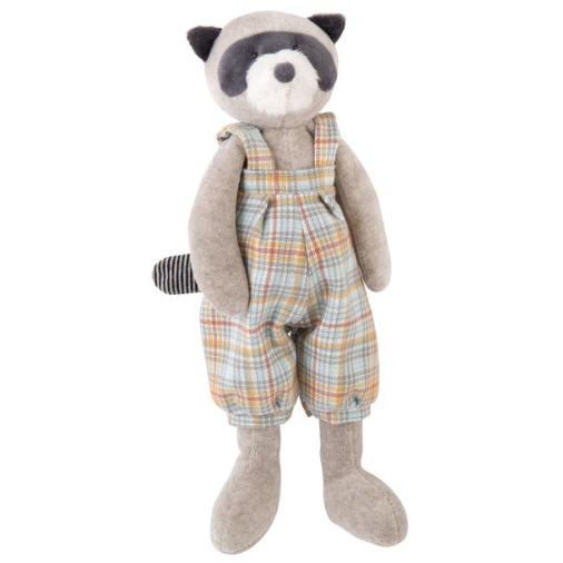 LITTLE RACCON SIMON at $24.9 from Vila Kids