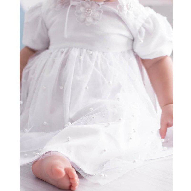 PEARL DRESS at $134 from Vila Kids