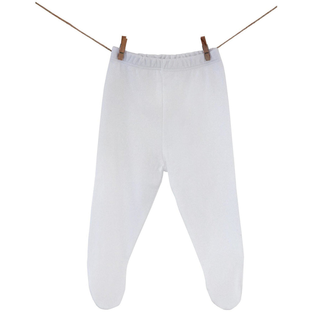 Pima Footed Pant at $16.2 from Vila Kids