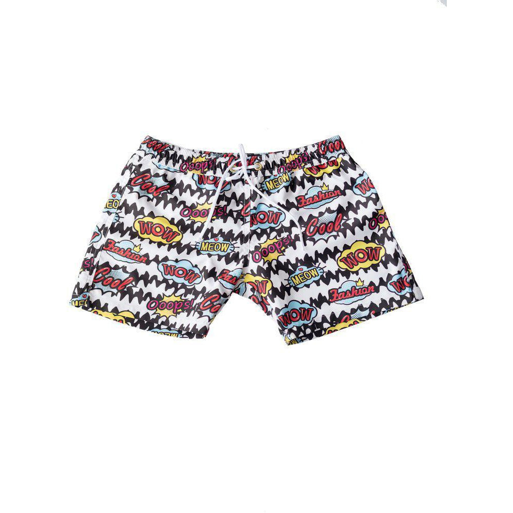 POP ART SWIM TRUNKS at $60.9 from Vila Kids