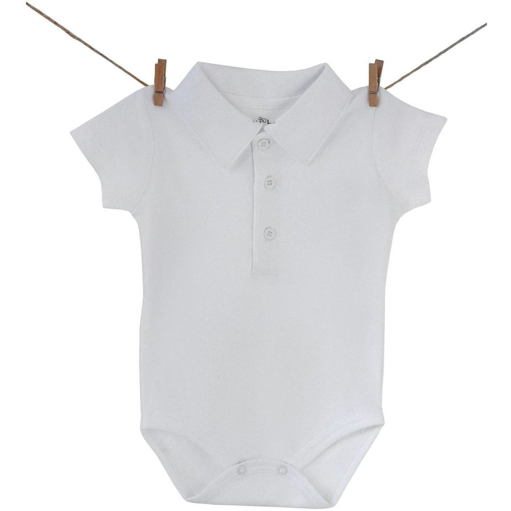 Bodysuit Shirt Neck at $24 from Vila Kids