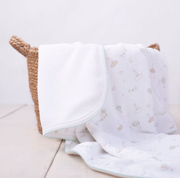 BLANKET PIMA RABBIT WINTER at $49.9 from Vila Kids