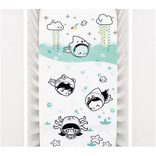 Crib Sheet at $38 from Vila Kids