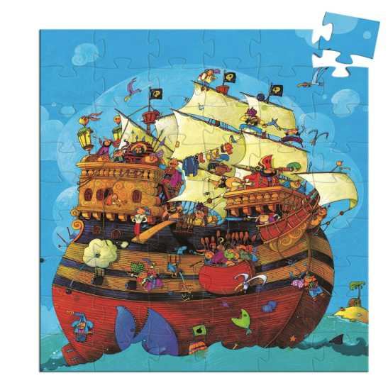 SILHOUETTE BARBAROSSA'S BOAT at $24 from Vila Kids