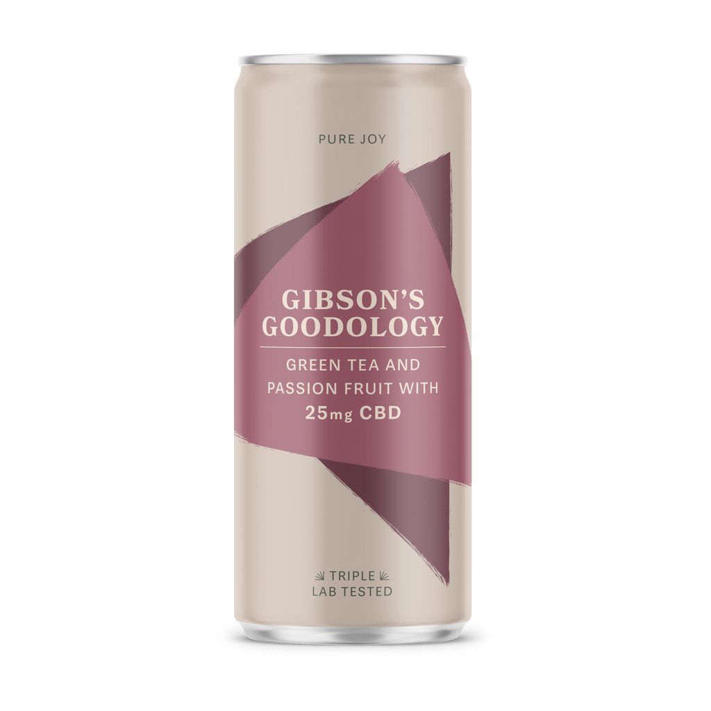 Green Tea and Passion Fruit - Gibson's Goodology