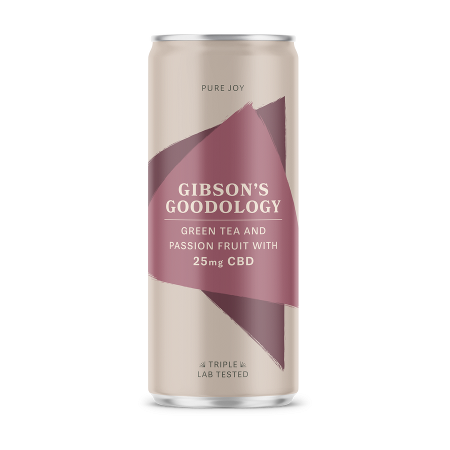 Green Tea and Passion Fruit 3 Pack - Gibson's Goodology