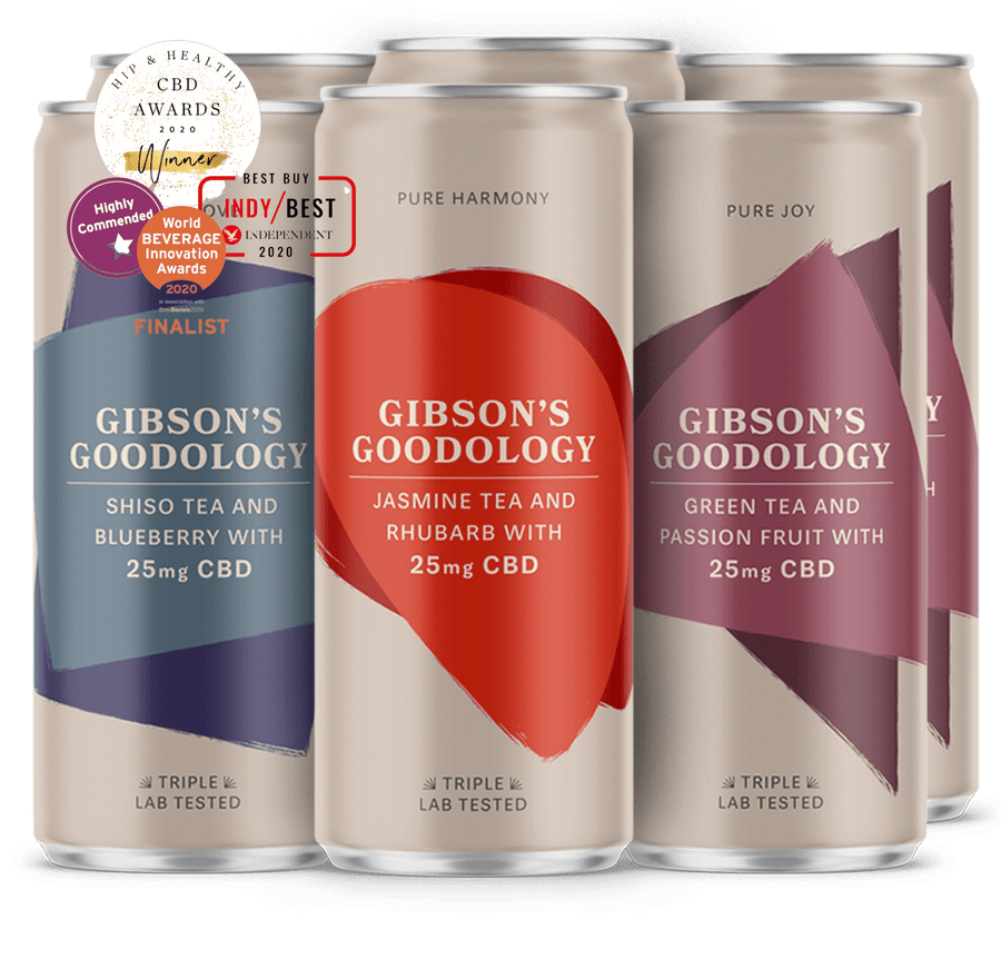 Taster 6 Pack - Gibson's Goodology