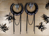 Resin Quartz Hoops