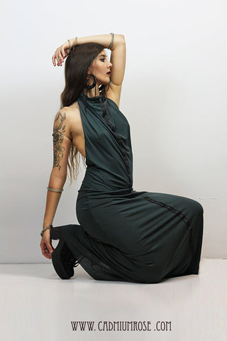 Green Sadie Dress