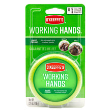 Load image into Gallery viewer, O'Keeffe's Working Hands Cream 2.7oz.