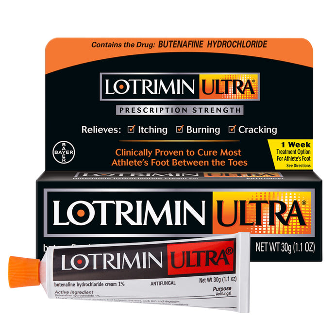 Lotrimin Ultra® Prescription Strength Antifungal Cream 0.42oz.