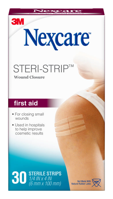 Nexcare Steri-Strip Wound Closure 30ct