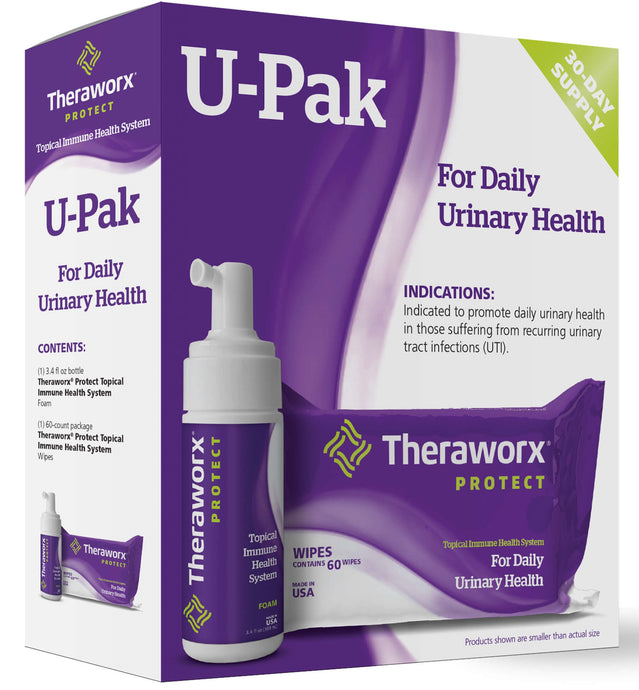 Theraworx® Protect U-PAK For Daily Urinary Health