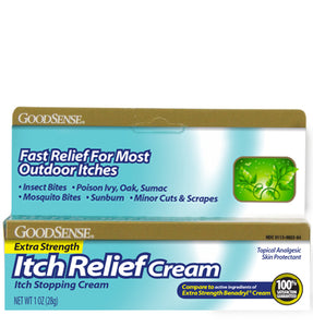 GoodSense® Extra Strength Itch Relief Cream 1oz