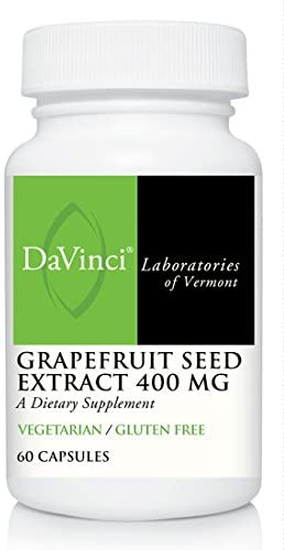 DaVinci® Grapefruit Seed Extract Capsules 60ct.