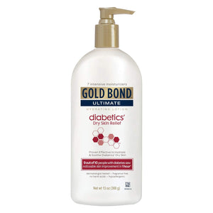 Gold Bond® Ultimate Diabetics' Dry Skin Relief 13oz.