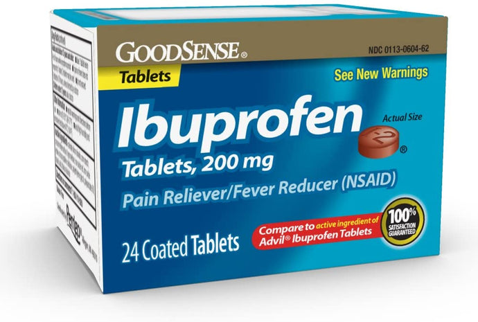 GoodSense® Ibuprofen 200 mg Tablets