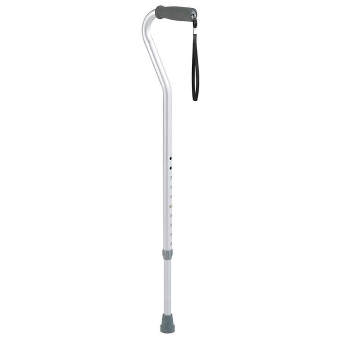Carex™ Offset Aluminum Walking Cane