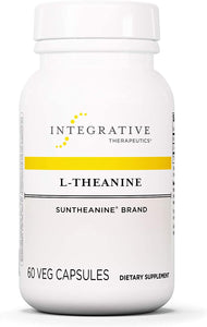 Integrative Therapeutics® L-Theanine 100mg Capsules 60ct.