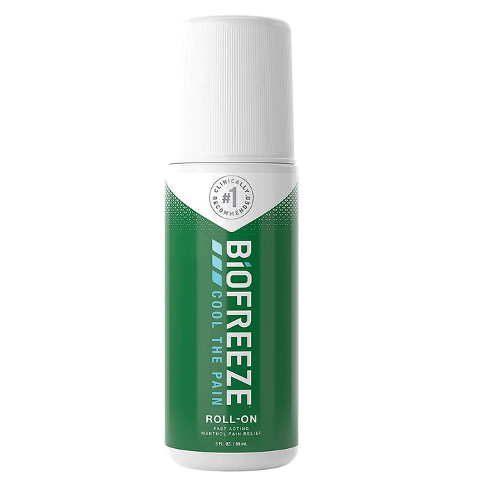 Biofreeze® Topical Pain Relief Roll-On