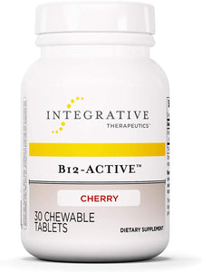 Integrative Therapeutics® B12-Active Cherry Chewable