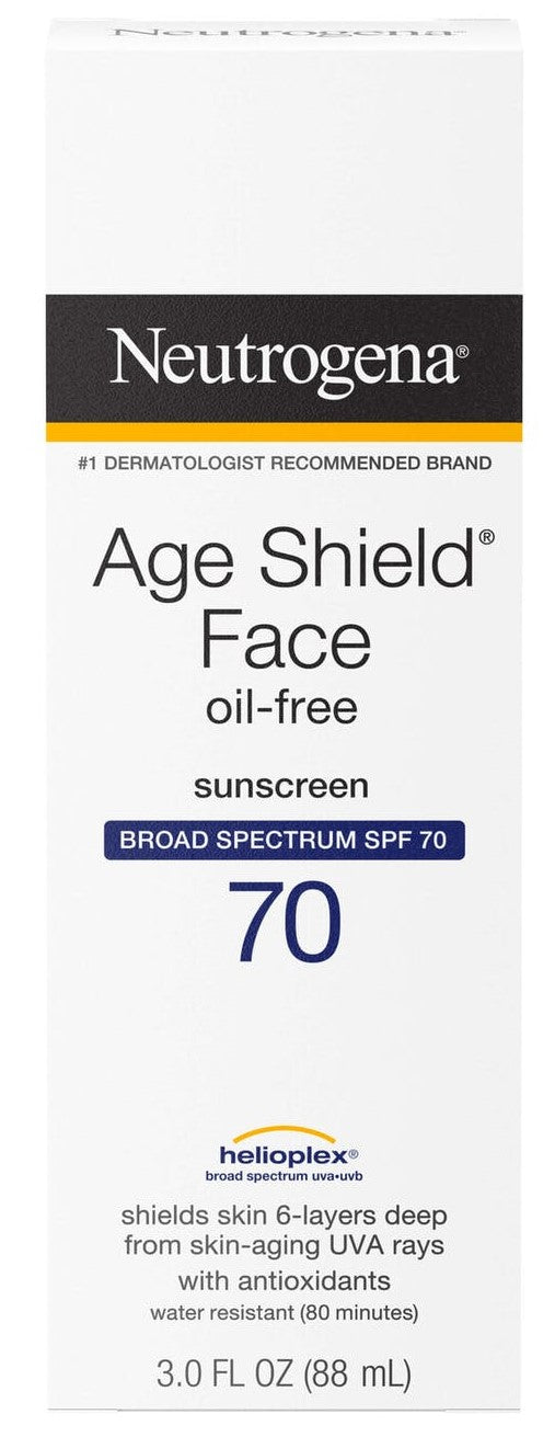 Neutrogena® Age Shield® SPF 70 Sunscreen Lotion 3fl. oz.