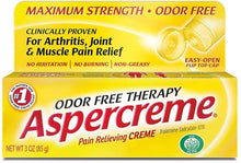 Load image into Gallery viewer, Aspercreme® Pain Relieving Creme